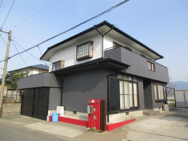 福岡市西区 H様邸 屋根塗装、外壁塗装、左官工事、エクステリア