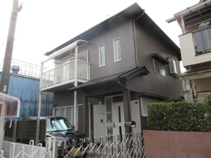 福岡市早良区 T様邸 外壁塗装、屋根塗装、内装リフォーム、エクステリア