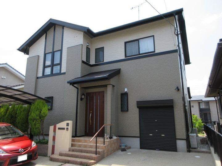 福岡市西区 E様邸 屋根塗装、外壁塗装