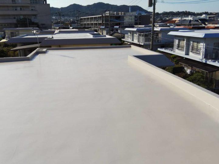 福岡市西区 H様邸 屋根塗装・防水工事