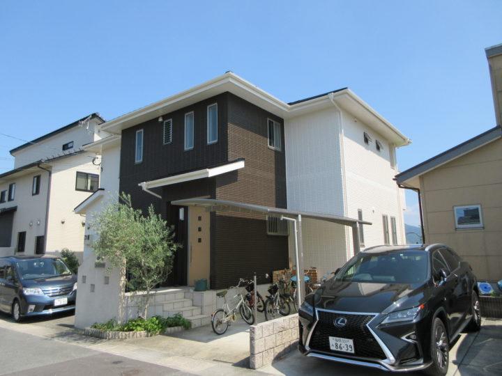 福岡市西区 Y様邸 屋根塗装、外壁塗装