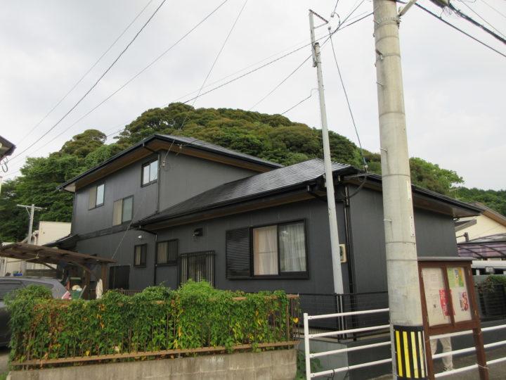 福岡市西区 W様邸 屋根塗装、外壁塗装