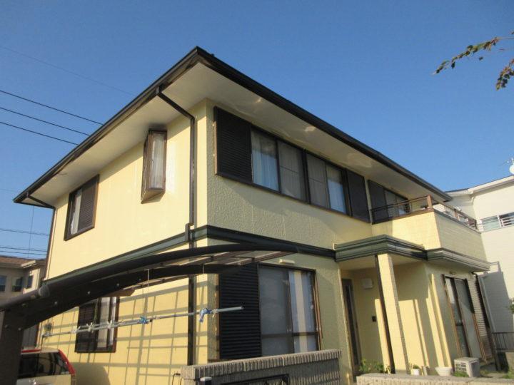 福岡市早良区 S様邸 屋根塗装、外壁塗装