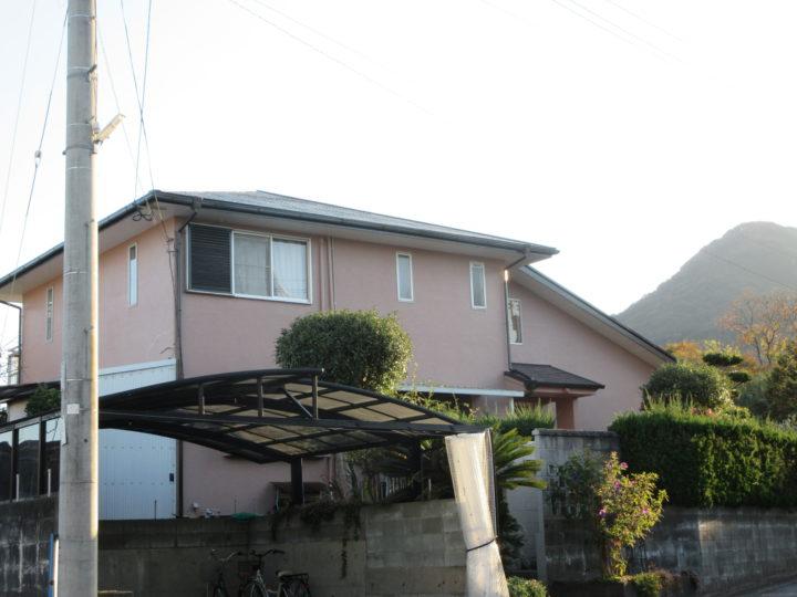 福岡市西区 S様邸 屋根塗装、外壁塗装、屋根板金工事