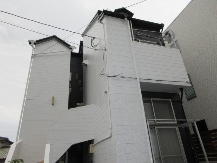 福岡市西区 U様邸 屋根塗装、外壁塗装