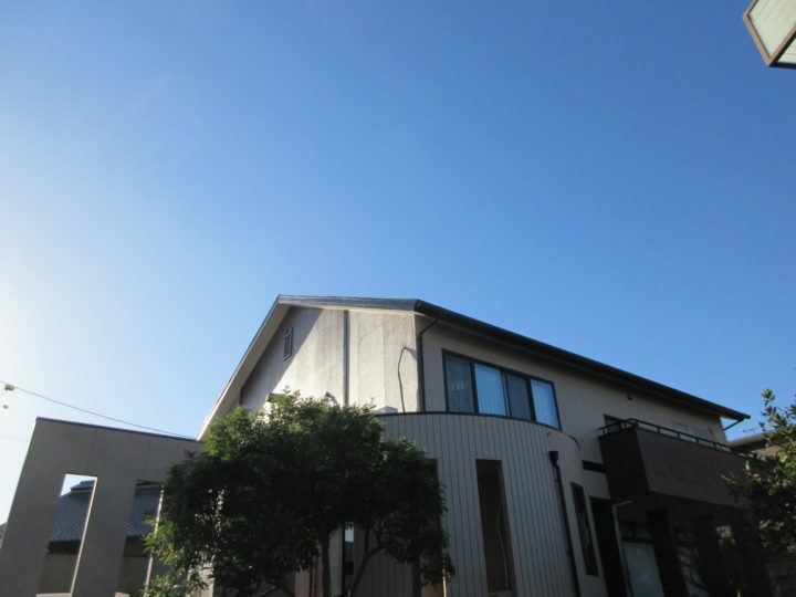 糸島市 N様邸 屋根塗装、外壁塗装
