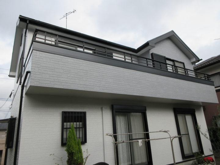糸島市 M様邸 屋根塗装、外壁塗装
