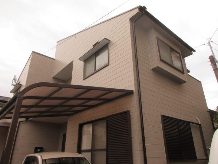糸島市 H様邸 屋根塗装、外壁塗装