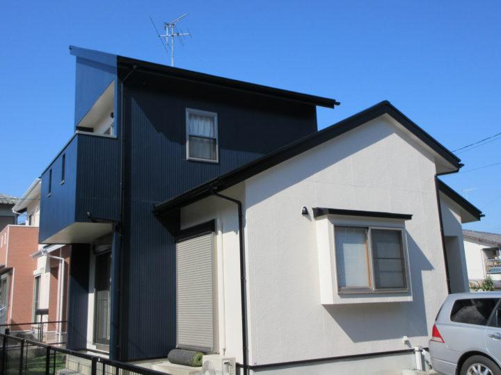 福岡市西区 M様邸 屋根塗装、外壁塗装