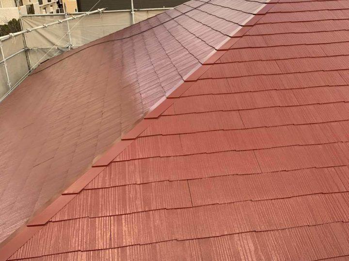 福岡市西区 K様邸 屋根塗装