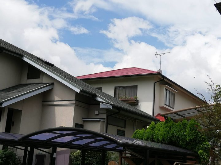 福岡市早良区 O様邸 屋根塗装