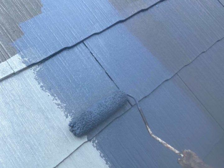 【中塗り】屋根