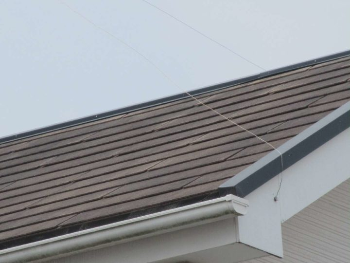 【施工前】屋根