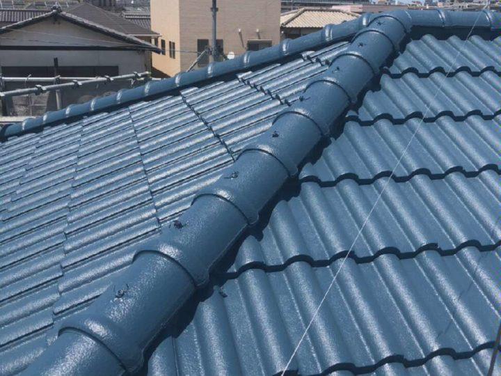 【完工】屋根