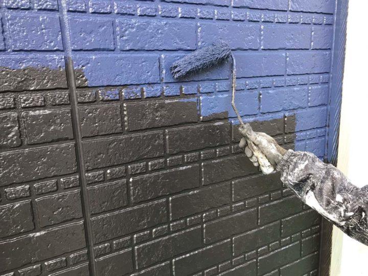 壁 上塗り