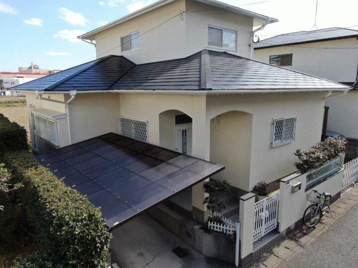 福岡市西区 W様邸 屋根・外壁塗装