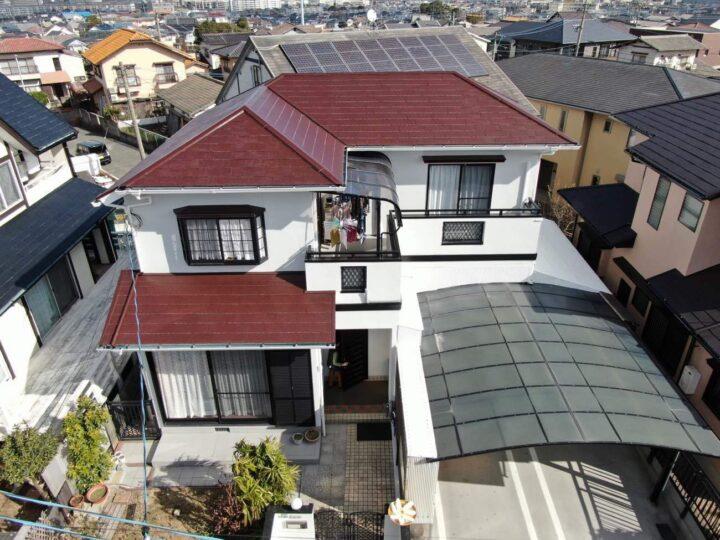 福岡市西区 U様邸 屋根・外壁塗装