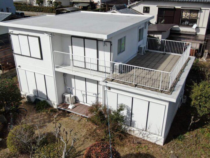 福岡市西区 Y様邸 屋根・外壁塗装