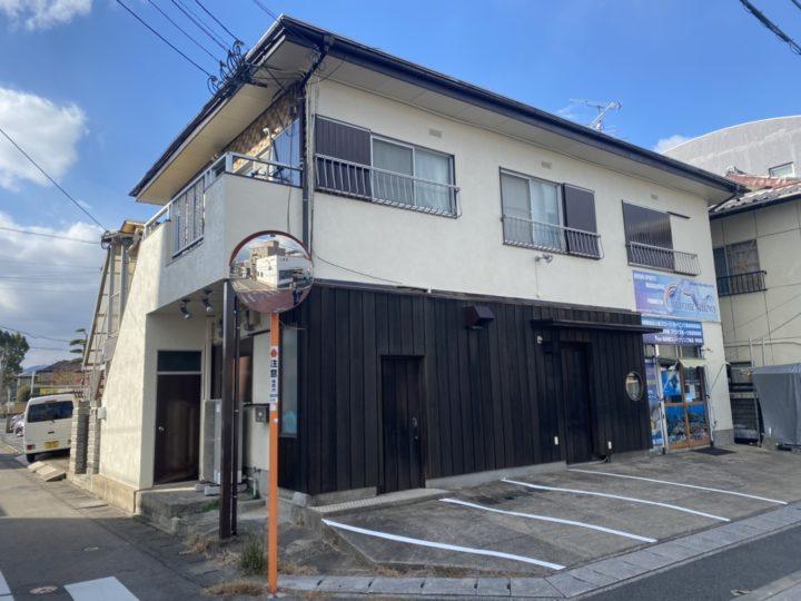 福岡市早良区 U様邸アパート 屋根・外壁塗装