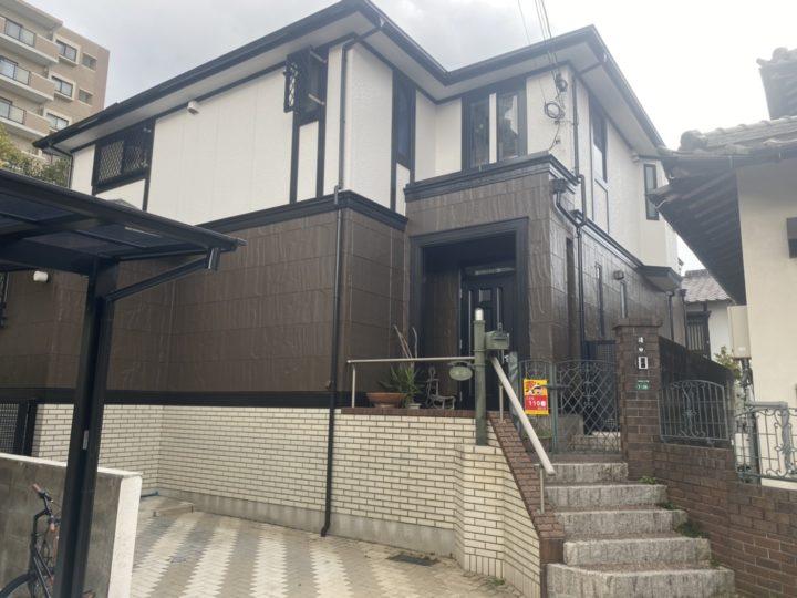 福岡市西区 M様邸 屋根・外壁塗装