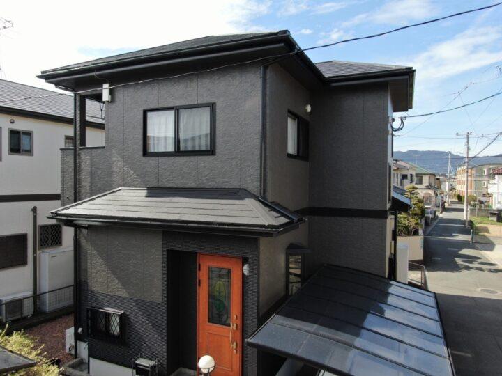 福岡市西区 E様邸 屋根・外壁塗装