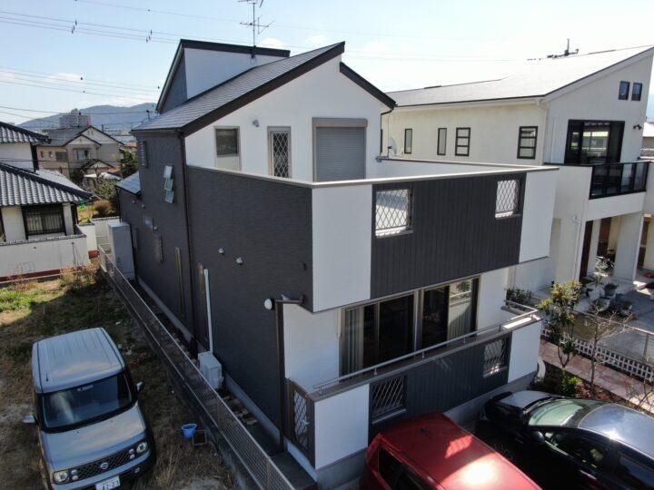 福岡市西区 T様邸 屋根・外壁塗装