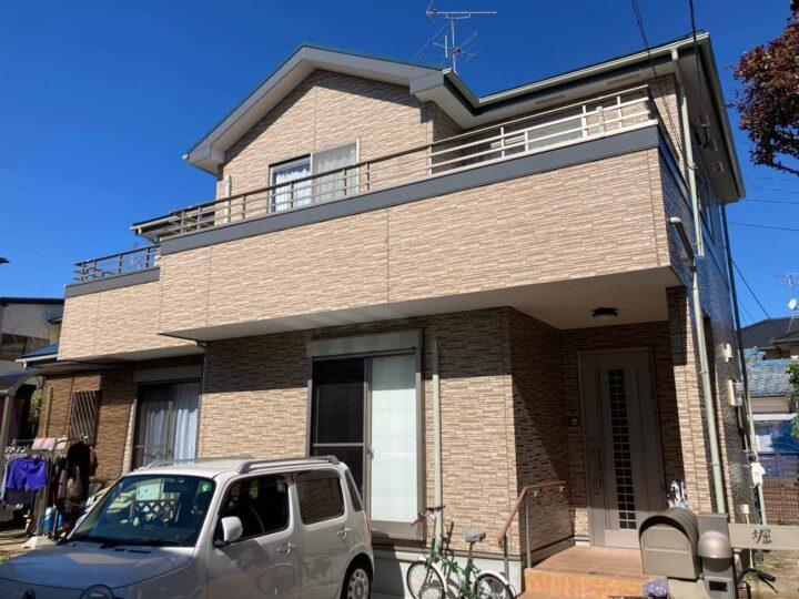 福岡市早良区H様邸 屋根・外壁塗装