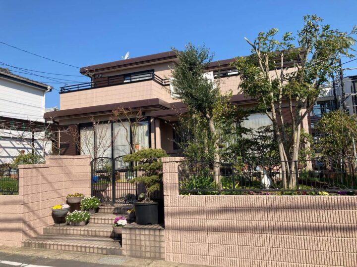 福岡市西区K様邸 外壁塗装