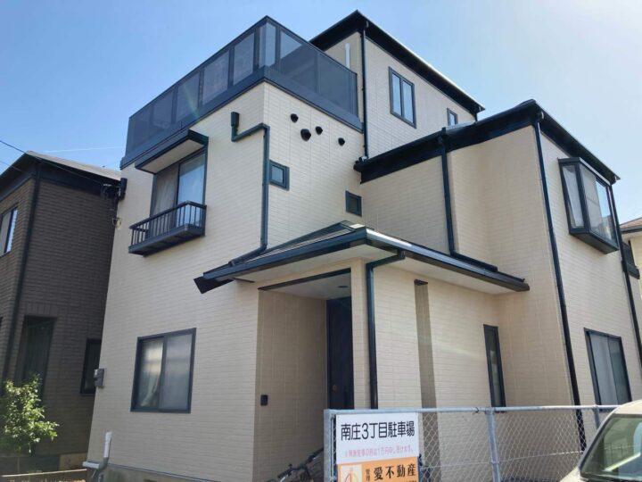 福岡市早良区S様邸 屋根・外壁塗装