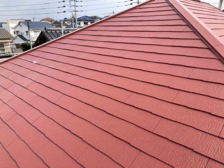 【完成】屋根