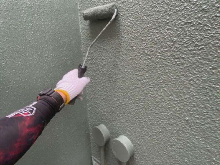 【 上塗り 】壁