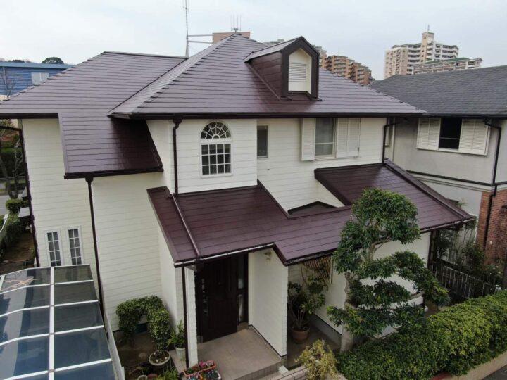 福岡市西区K様邸 屋根・外壁塗装