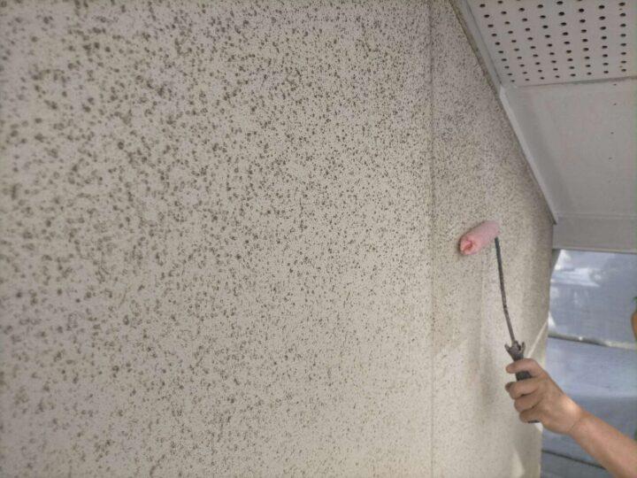 【壁】下塗り