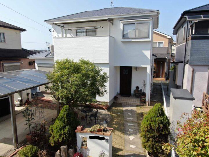 糸島市J様邸 屋根・外壁塗装