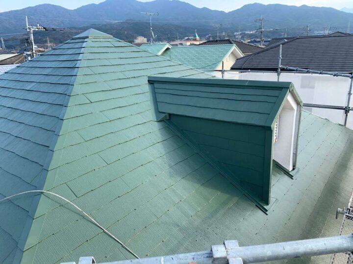 福岡市早良区K様邸 屋根・外壁塗装