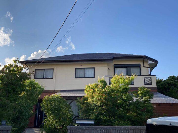 福岡市西区S様邸 屋根・外壁塗装