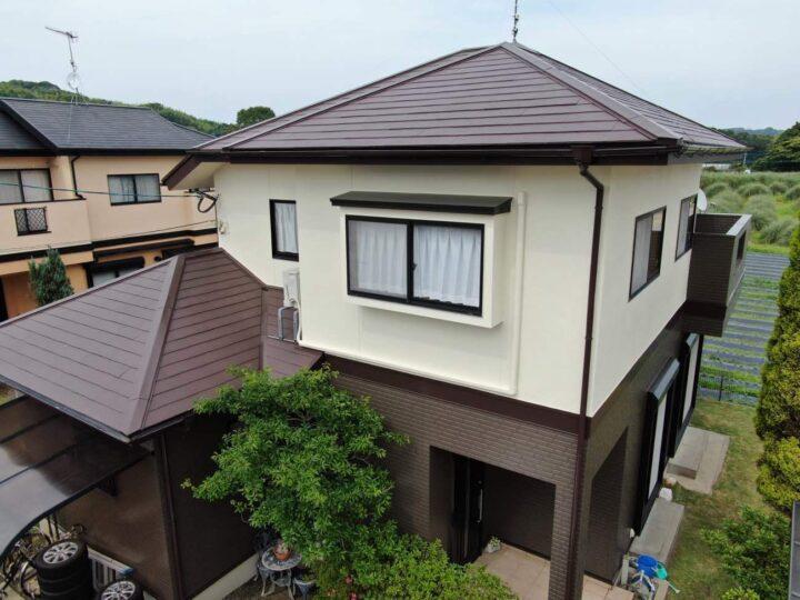 糸島市 M様邸 屋根・外壁塗装