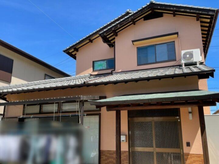 糸島市 T様邸 外壁塗装