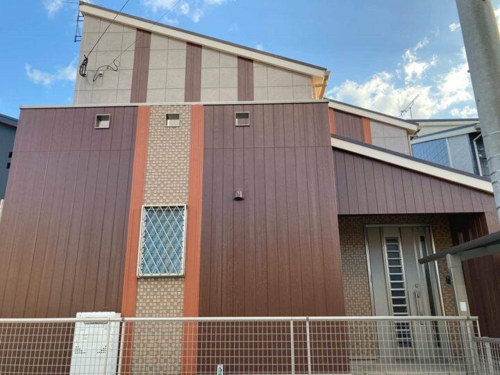 福岡市早良区E様邸 屋根・外壁塗装