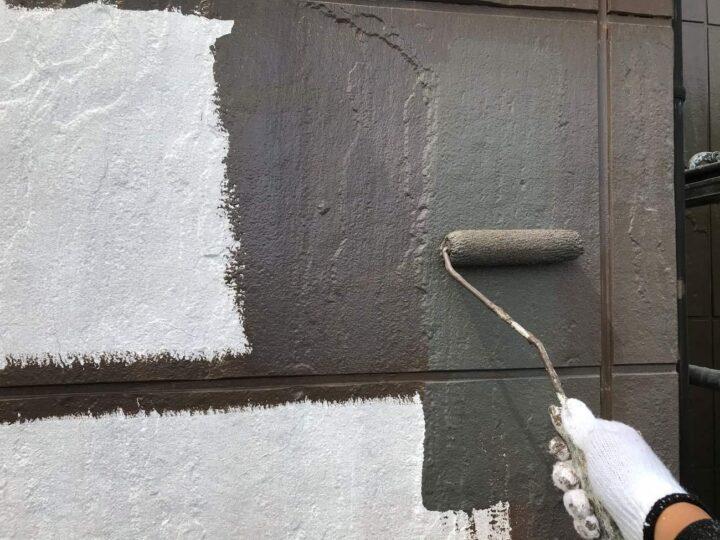 【中塗り】壁