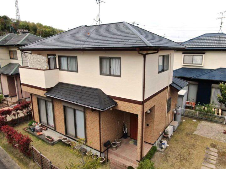 福岡市城南区 O様邸 屋根・外壁塗装