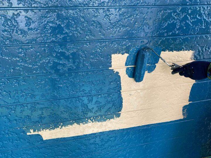 【壁】中塗り