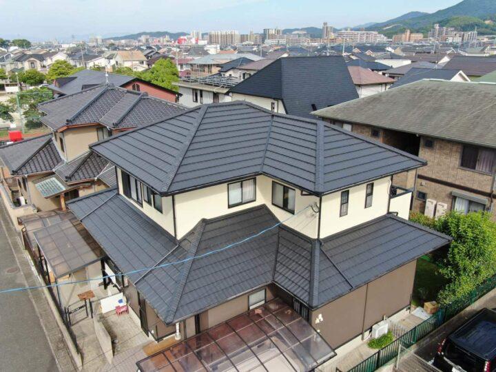 福岡市西区 H様邸 屋根・外壁塗装