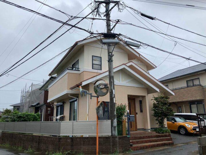 糸島市 A様邸 屋根・外壁塗装