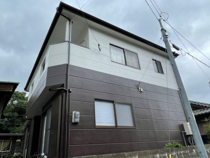 福岡市西区  O様邸 屋根・外壁塗装