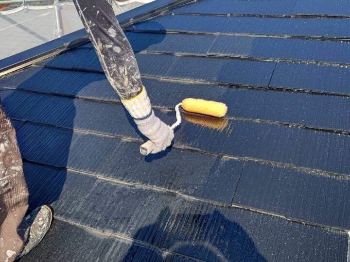 【下塗り】屋根