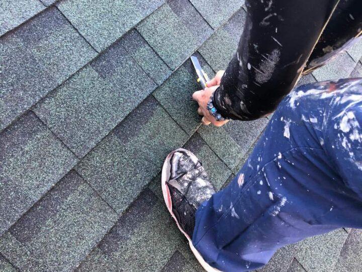 【縁切り】 屋根
