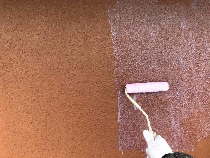 【下塗り】壁