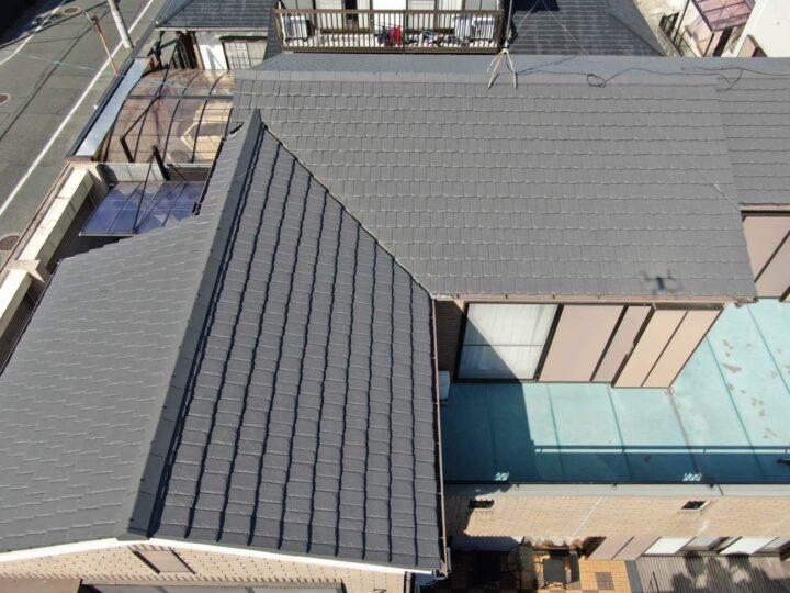 福岡市早良区 S様邸 屋根塗装工事