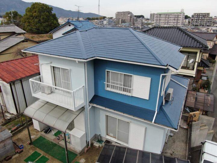 福岡市南区 T様邸 屋根・外壁塗装工事
